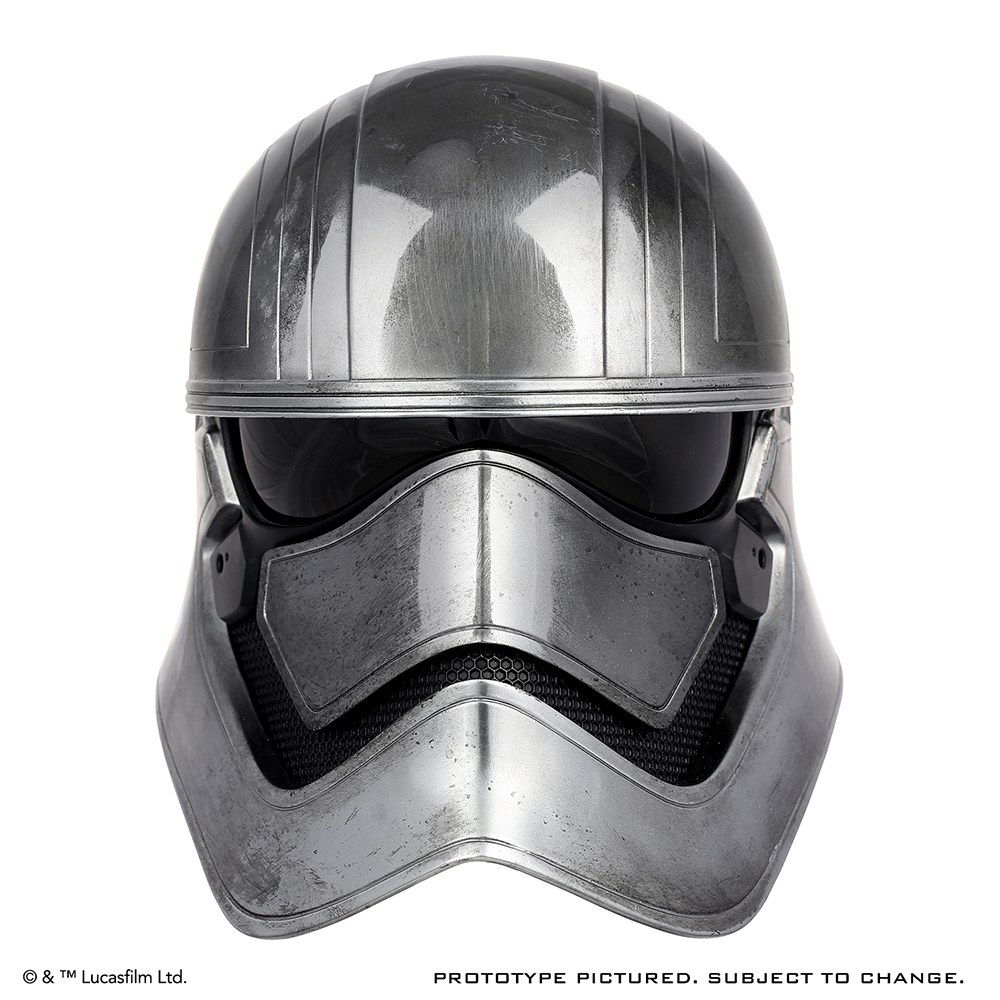 Captain Phasma Premier Helmet Prop Replica