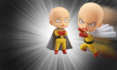 One-Punch Man Nendoroid Figure Is a Real Knock Out