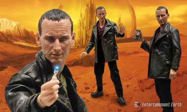"You'll Shout ""Fantastic!"" Over This Ninth Doctor Action Figure"