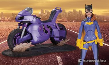Ride Your Way to Burnside with DC Icons Batgirl Figure Playset