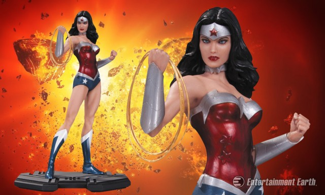 Wonder Woman DC Icons Statue