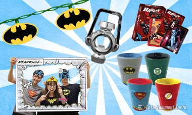 How to Throw the Most Unforgettable DC-Themed Party Ever