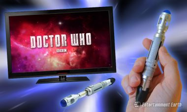 It Doesn't Do Wood, but This Sonic Screwdriver Universal Remote Does (Almost) Everything Else