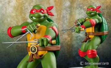 TMNT Raphael Statue
