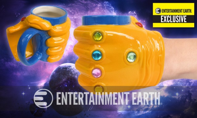 Wield Power Over Your Coffee With Exclusive Infinity