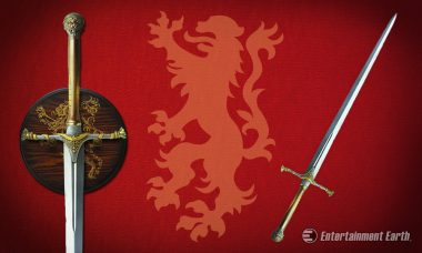 If You Want the Iron Throne, You'll Need a Good Sword – How About Jaime Lannister's?