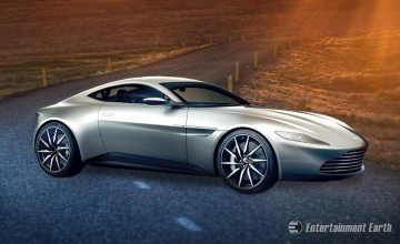 Spectre Aston Martin Vehicle