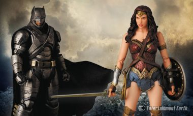 Batman v Superman MAFEX Line Continues with Previews Exclusive Figures