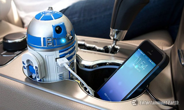 Star Wars R2-D2 Car Charger