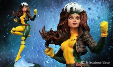 Rogue Arrives as Newest Marvel Premier Statue from Diamond Select