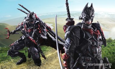 Batman Bushido Variant Figure Shows Spirit of the Samurai