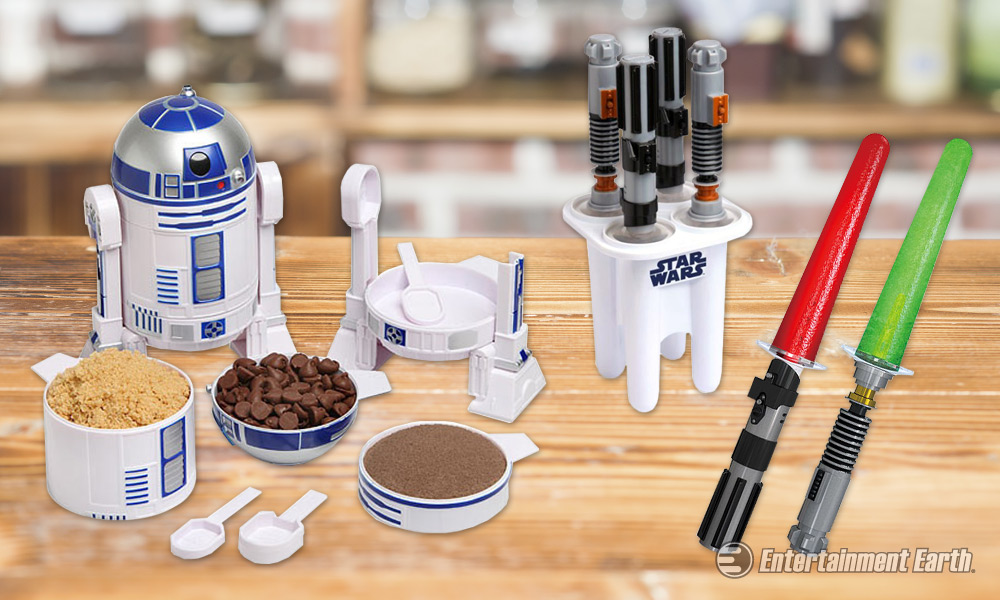Make Sweet Treats With These Star Wars Kitchen Gadgets