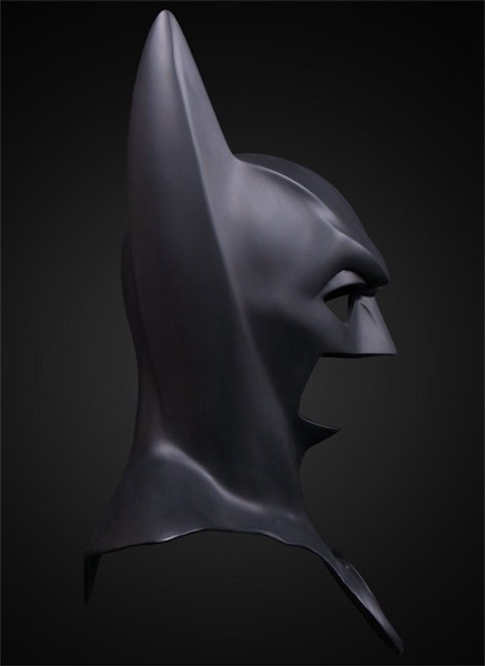Batman and Robin Cowl Replica