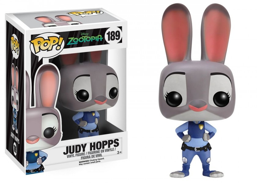 These Mammals Are The Hottest Pop Vinyl Figures In Zootopia