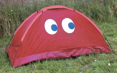 Pac-Man Ghost Tent