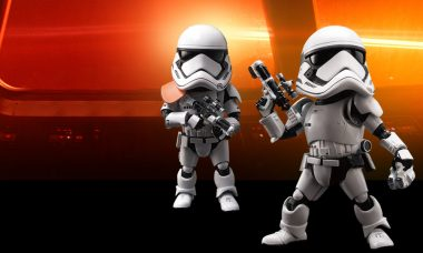 Stormtrooper Egg Attack Figure Comes from a Galaxy Far, Far Away