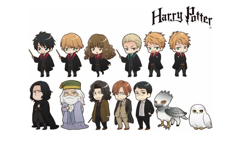 Pics Photos Harry Potter In Chibi