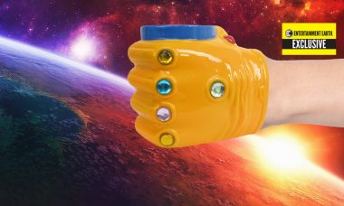 Wield Power Over Your Coffee with Exclusive Infinity Gauntlet Mug