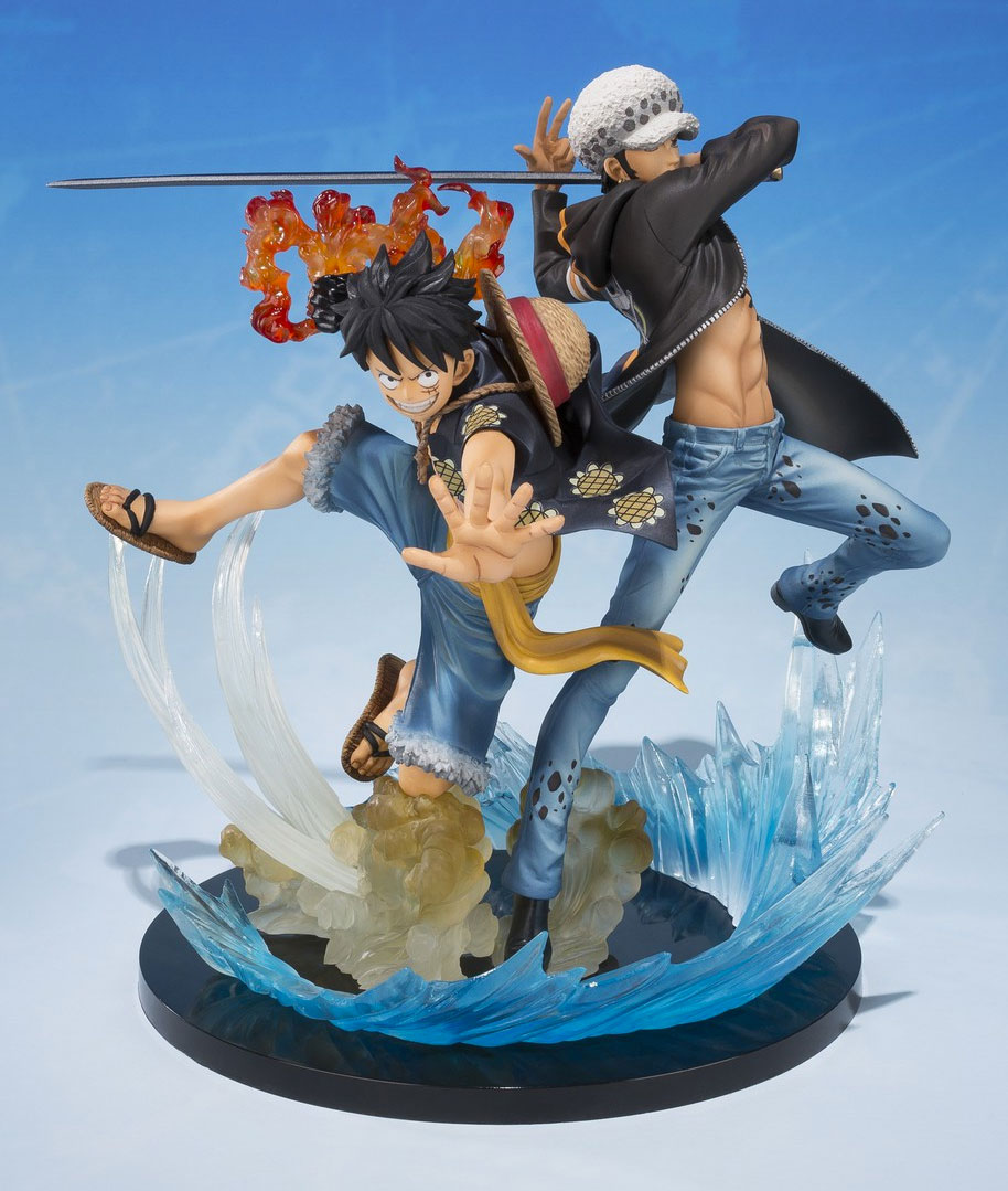 Figuarts Zero Celebrates 5th Anniversary With One Piece