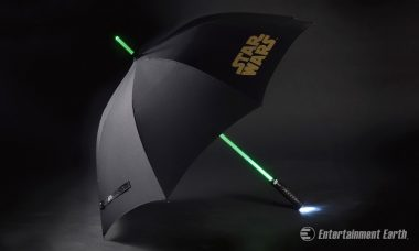 Now You Can Use the Force to Stay Dry in the Rain