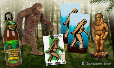 Cryptid Primate Hunter Starter Pack