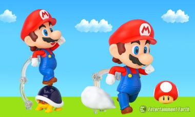 Finally, a Mario Action Figure That Can Capture All the Action!