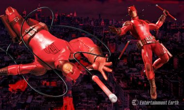 Look at This Sweet Daredevil Action Figure Fighting His Way Through Hell's Kitchen
