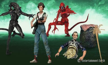Protect the Species from Xenomorphs with This Aliens Action Figure Set