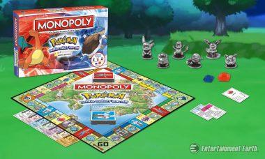 Gotta Buy 'Em All in Pokémon Monopoly