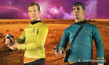 Discover the Most Incredible and Accurate Kirk and Spock Figures to Date