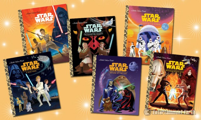 Star Wars Golden Books