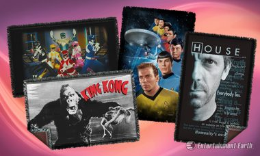 Stay Warm Alongside Your Favorite Characters with These Tapestry Throw Blankets