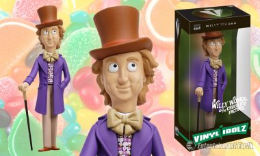 The Willy Wonka Vinyl Idolz Figure Will Transport You to a World of Pure Imagination