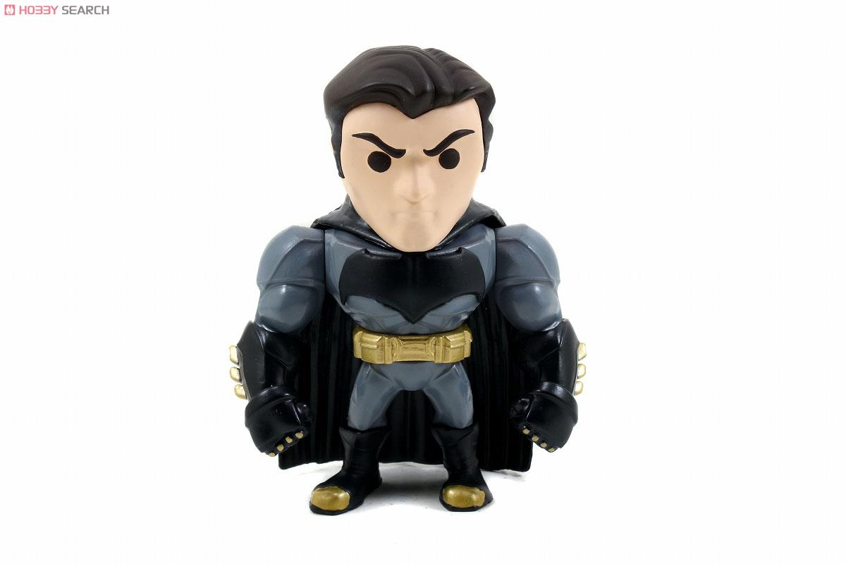 BvS Unmasked Batman Figure