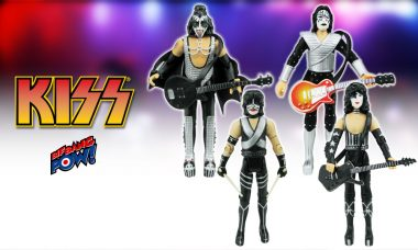 Rock & Roll All Nite with KISS Collector's Set from Bif Bang Pow!