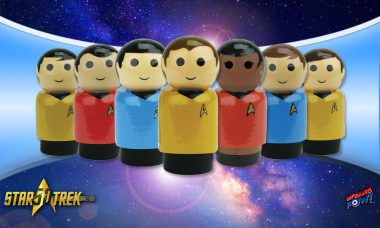 Explore the Final Frontier with Star Trek: The Original Series Pin Mate™ Collection