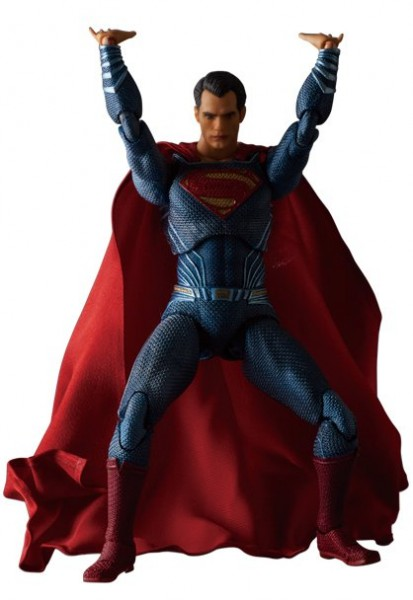 Superman MAF EX Figure