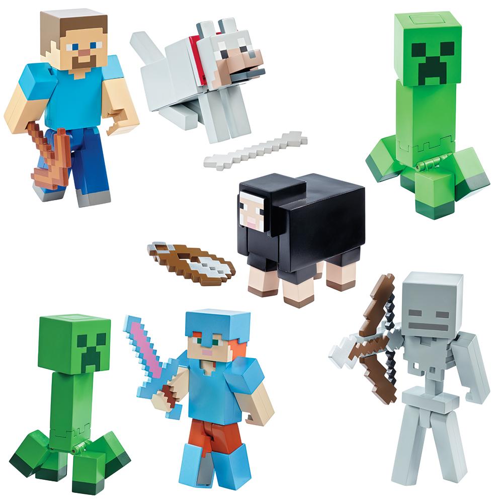 Minecraft Steve Collectible Vinyl Figure Amazon Com Funko