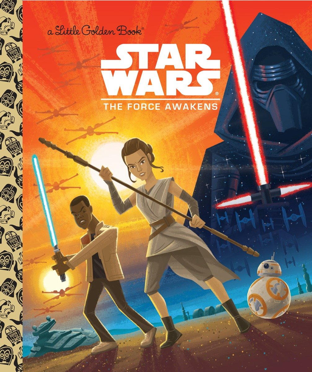 Star Wars VII Book