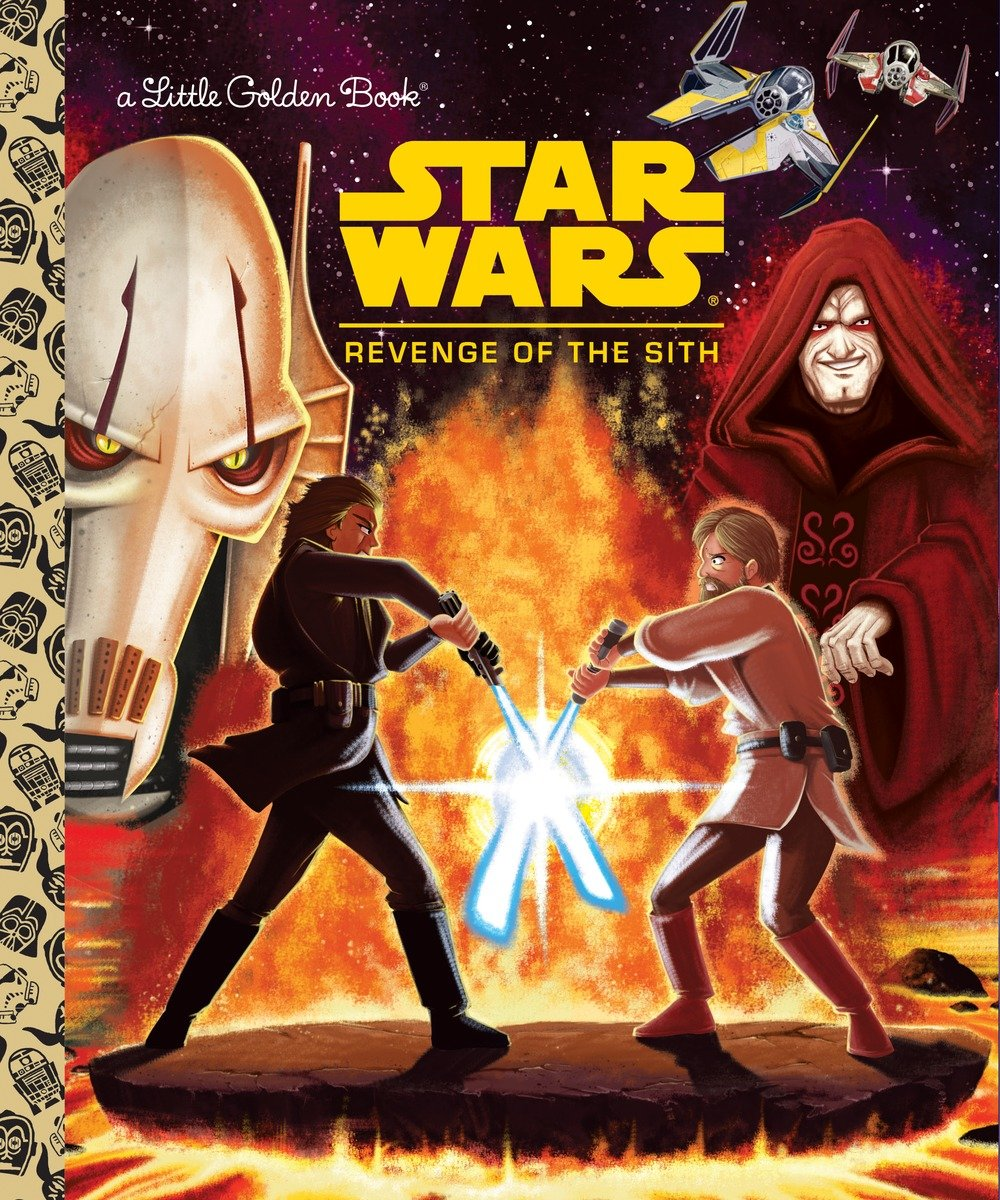 Star Wars III Book