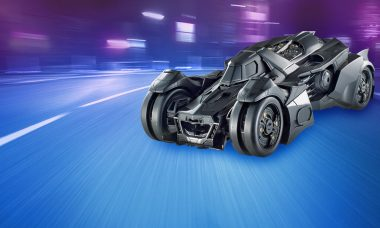 Zooming Straight From Arkham Knight to Your Collection: the Elite Batmobile