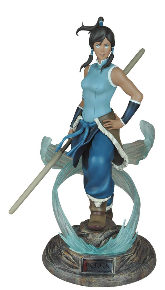The Legend of Korra 11-Inch Statue