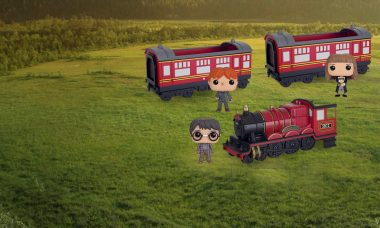 Hop on the Hogwarts Express with Harry Potter Pop! Vinyl Figures