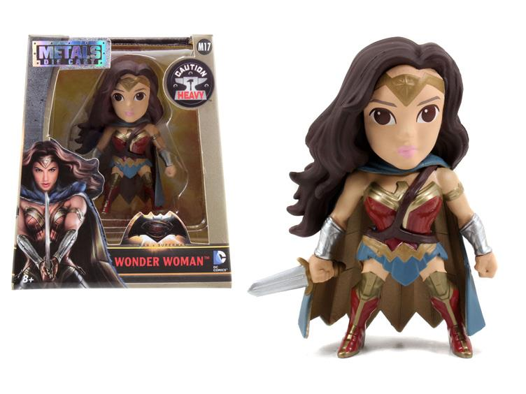 BvS Caped WW Figure