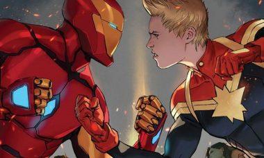 Meet the Teams for Marvel Comics' Civil War II Event
