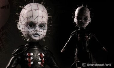 Ever Wanted to Raise a Demon? This Pinhead Doll will Grant Your Wish!