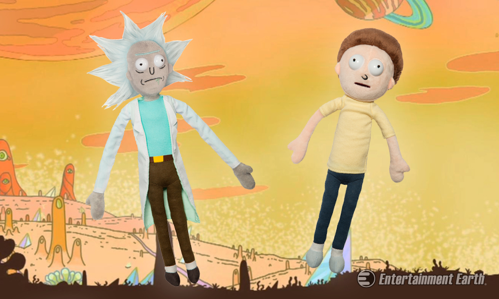 Alter Your Own Reality With These Rick And Morty 12 And 10