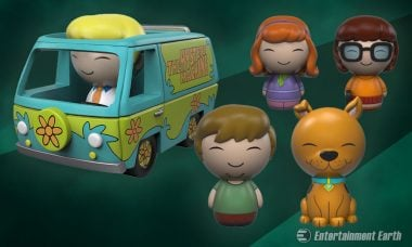 These Scooby-Doo Vinyl Figures Are A-Dorbz!
