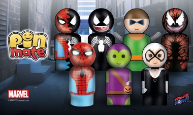 Pin Mate™ Line Grows with Marvel's Classic Spider-Man and Villains