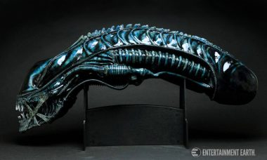 """They Mostly Come at Night… Mostly"" – Except These Amazing Replicas Come on Alien Day"